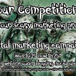 Killer Digital Marketing Promos